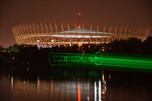 LserSync reklama laserowa LECH