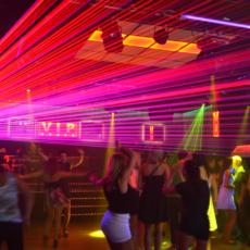 LaserSync pokaz laserowy live 1