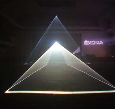 LaserSync scenografia laserowa 9