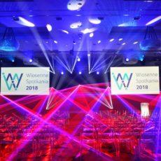 LaserSync dla Warszawianka scenografia 7