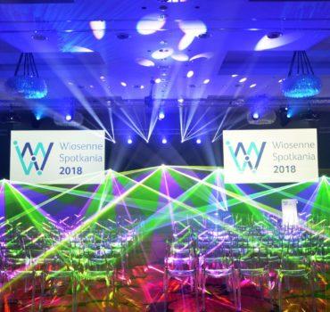 LaserSync dla Warszawianka scenografia 9